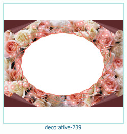 decorative Photo frame 239