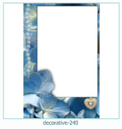 decorative Photo frame 240