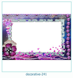 decorative Photo frame 241