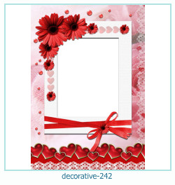 decorative Photo frame 242