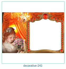 decorative Photo frame 243