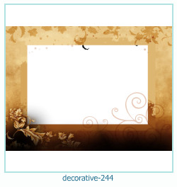 decorativo Photo Frame 244