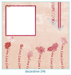 decorativo Photo frame 246