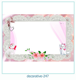 decorative Photo frame 247