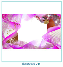 decorativo Photo Frame 248