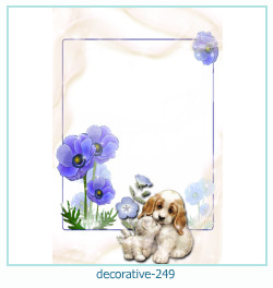 decorative Photo frame 249