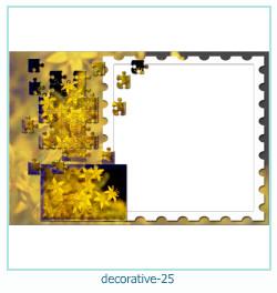 decorativo Photo frame 25