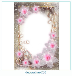 decorative Photo frame 250