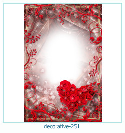 decorativo Photo Frame 251