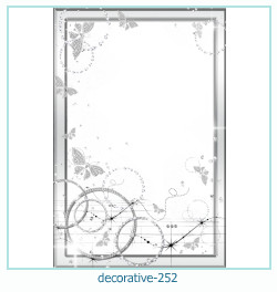 decorativo Photo Frame 252