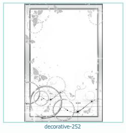 decorativo Photo frame 252