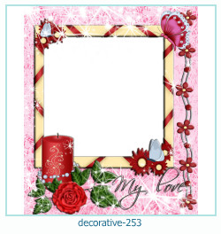 decorative Photo frame 253
