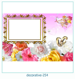 decorative Photo frame 254