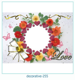 decorative Photo frame 255