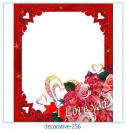 decorative Photo frame 256