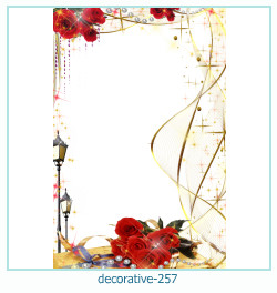 decorative Photo frame 257