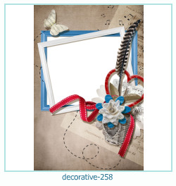 decorative Photo frame 258