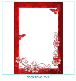 decorativo Photo Frame 259