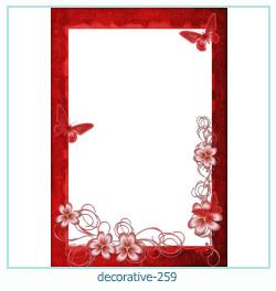 decorativo Photo marco 259