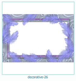 decorative Photo frame 26
