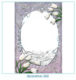 decorativo Photo frame 260