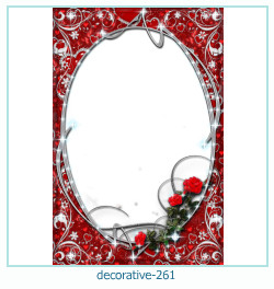 decorativo Photo Frame 261
