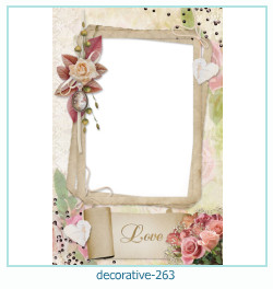 decorative Photo frame 263