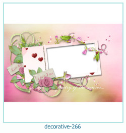 decorative Photo frame 266