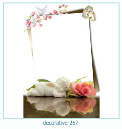decorative Photo frame 267
