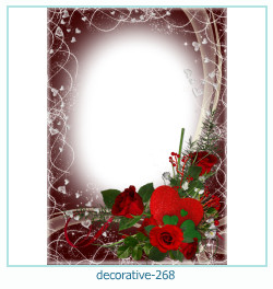 decorativo Photo Frame 268
