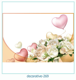 decorativo Photo frame 269