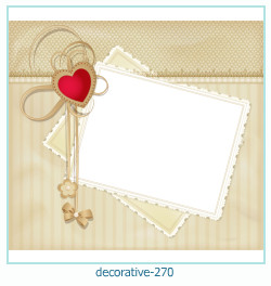 decorativo Photo frame 270