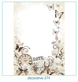 decorativo Photo frame 274