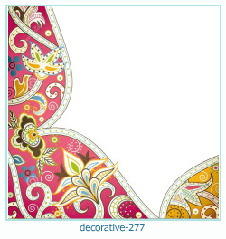 decorativo Photo frame 277