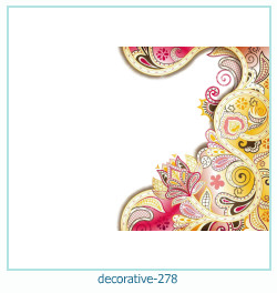 decorativo Photo frame 278