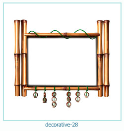 decorative Photo frame 28