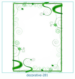 decorativo Photo Frame 281