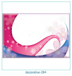 decorative Photo frame 284