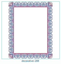 decorative Photo frame 288