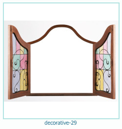 decorative Photo frame 29