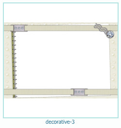 decorativo Photo frame 3