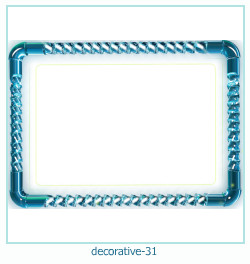 decorative Photo frame 31