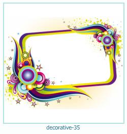 Photo cadre décoratif 35