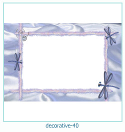 decorative Photo frame 40