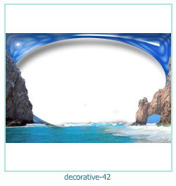 decorative Photo frame 42