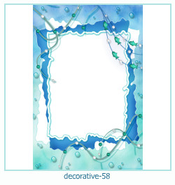 decorative Photo frame 58