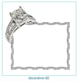 decorative Photo frame 60