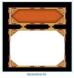 decorativo Photo frame 61