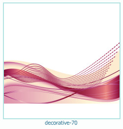 decorativo Photo Frame 70