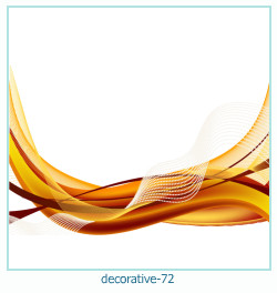 decorativo Photo Frame 72